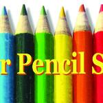 Colored Pencil Sets