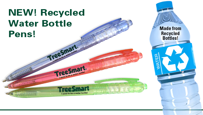 Water Bottle Pens